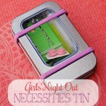 Girls' Night Out Purse Tins