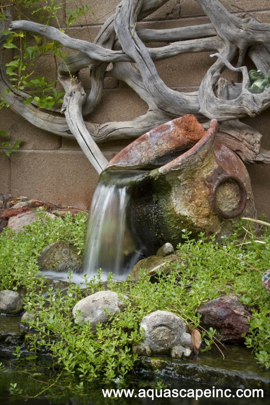 Fountains For Your Backyard : Add a Garden Fountain to Your Yard  Live Creatively Inspired