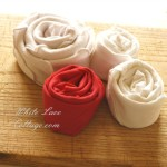 Napkin Folding Making A Rose