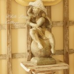 Adding Vintage Charm With A Garden Statue