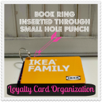 Organize Your Customer Loyalty Cards Quickly and Easily