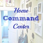 Organizing the Command Center