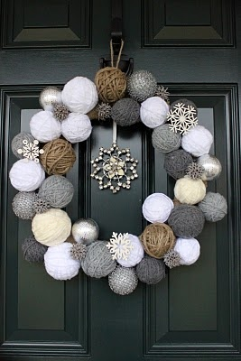 15 beautiful wreaths of the coold seasons