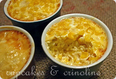 Cheddar-Corn-Cup-Bakes Cupcakes and Crinoline two