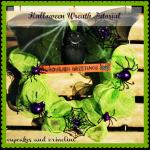 Fun and Spooky Halloween Wreath Tutorial