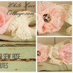 How To Make A No Sew Rose Headband In Five Minutes