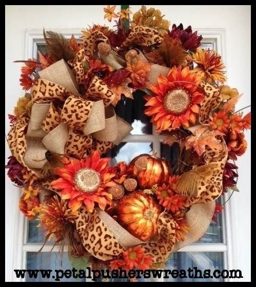 15 beautiful wreaths of the coold seasons-