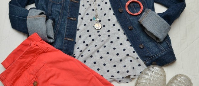 A Passion for Polka Dots!