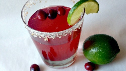 Cranberry Pomegranate Cosmopolitan Recipe