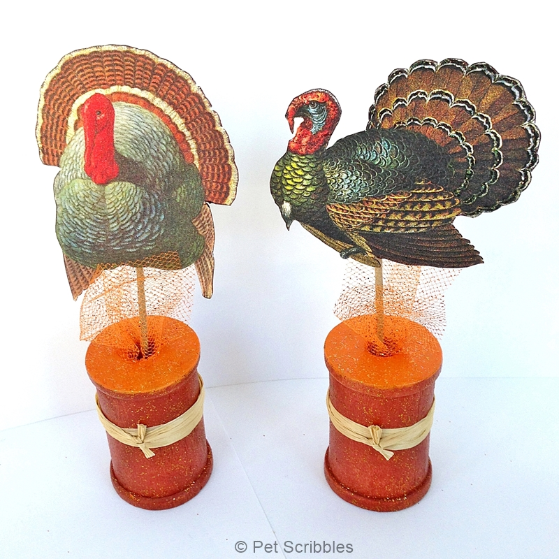 Vintage Turkey Images