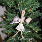 How to make a Jute Angel Ornament