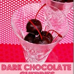 Dark Chocolate Cherries with Amaretto