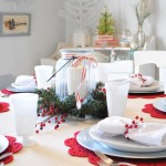 Creating a Christmas Tablescape
