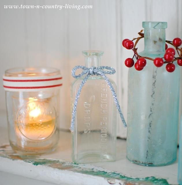 Christmas Style Bottles