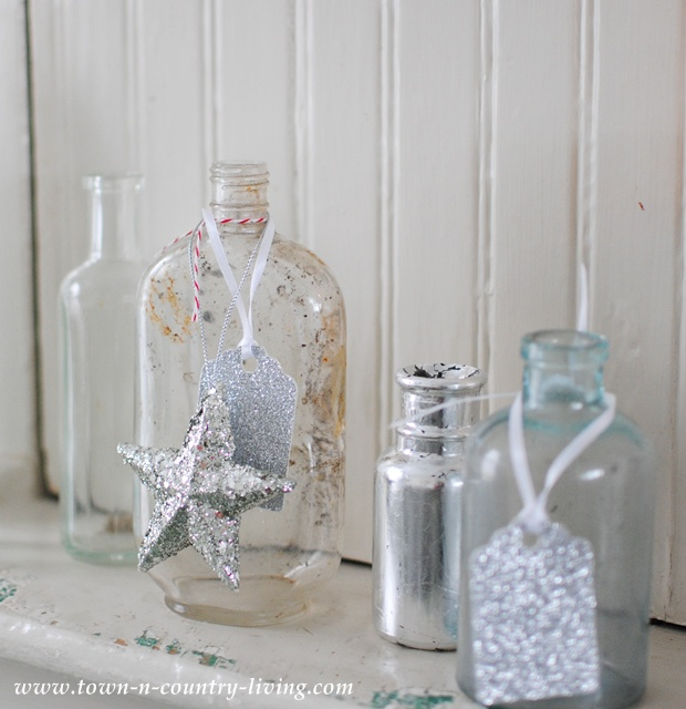 How to decorate bottles for christmas live creatively - How to decorate old bottles ...
