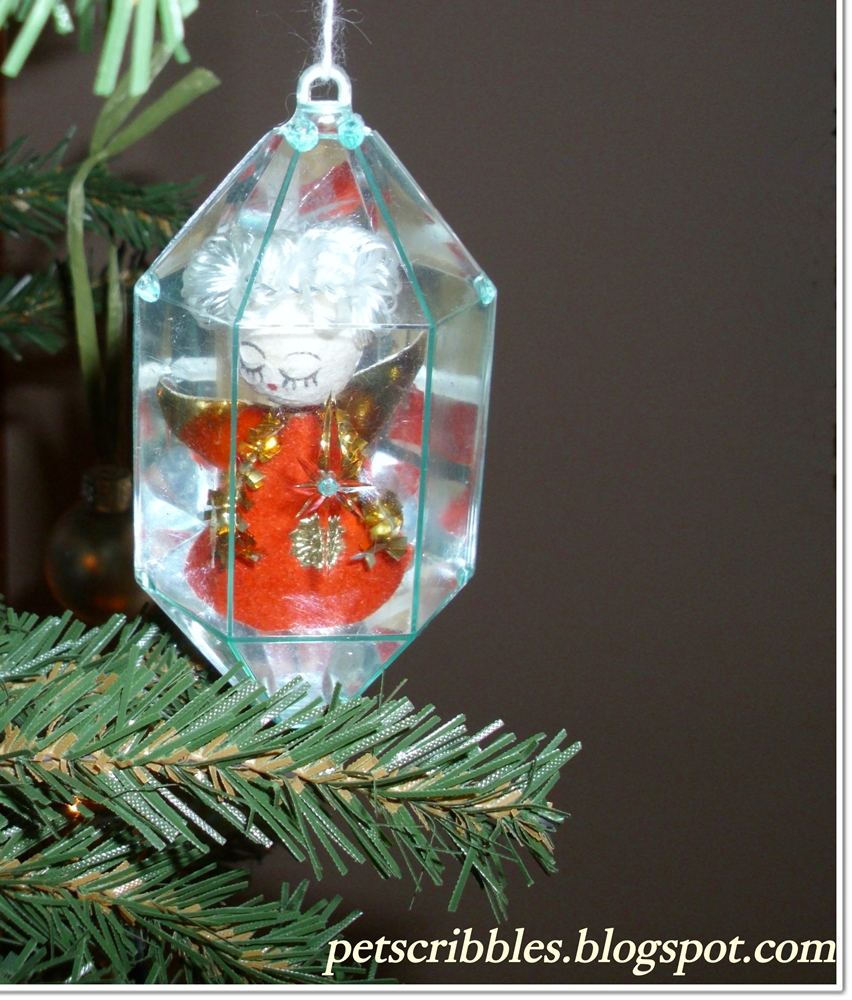 Jewel Christmas Tree Decorations: My Favorite Vintage Christmas Ornaments