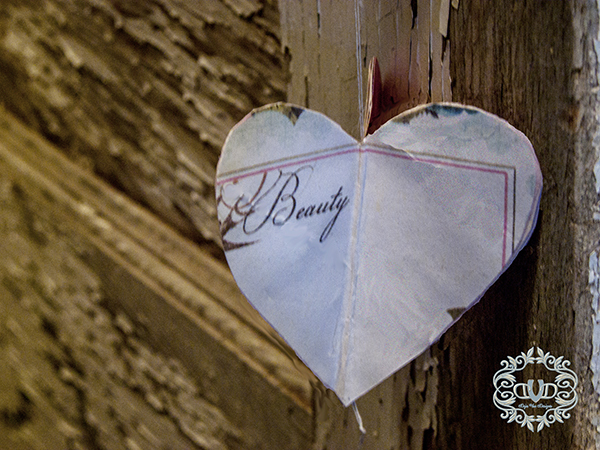 Heart String Garland
