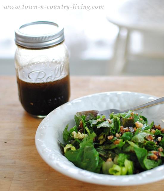 My Grandmother's Salad Dressing - YUM!