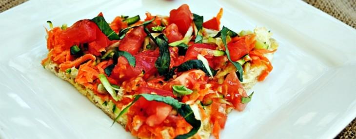 Easy Vegetable Frittata