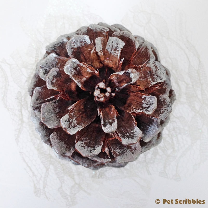 Pine Cone Tree Craft