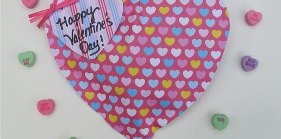 Piñata Valentine Hearts
