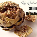 Artichoke Preparation and Stuffing