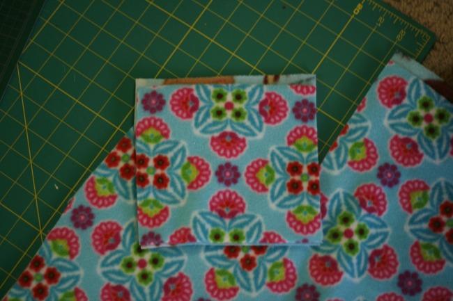 No Sew Fleece Blanket5