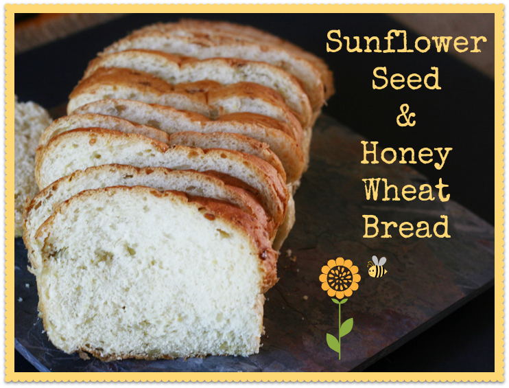 Sunflower Seed & Honey Wheat Bread 2