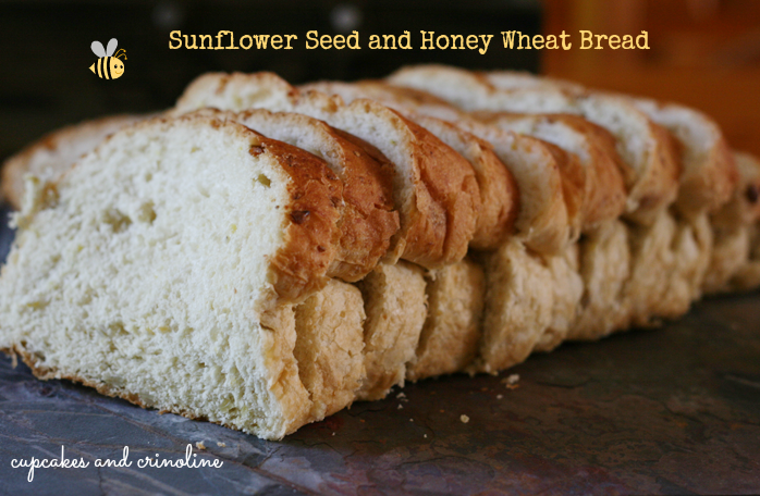 Sunflower Seed & Honey Wheat Bread