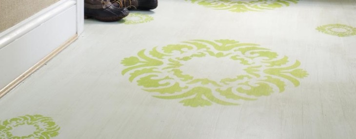 Creative Painted Floors