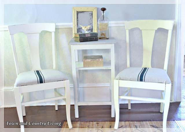 Church Sale Chair Makeover