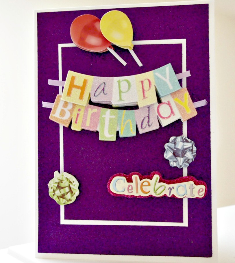 Easy birthday card no fancy tools required live creatively inspired olympus digital camera bookmarktalkfo Gallery