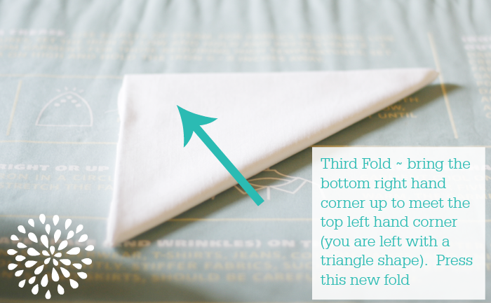 how-to-fold-a-dinner-napkin-step-three