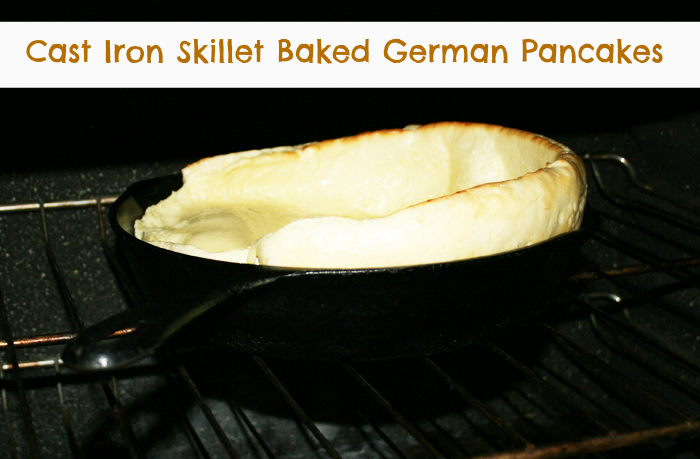 German Pancakes 1