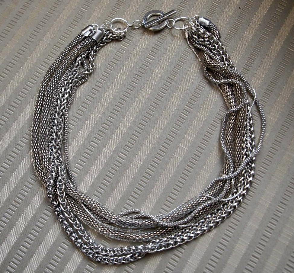 Snake Chain Choker