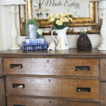 How to Give Vintage Furniture a Quick Makeover