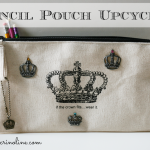 Pencil Pouch Upcycle