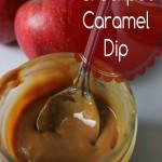 Slow Cooker Caramel Dip