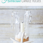 Beach Inspired Candle Holder