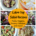 Labor Day Salad Recipes