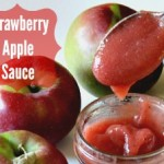 Strawberry Applesauce