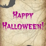 Free Happy Halloween Printable