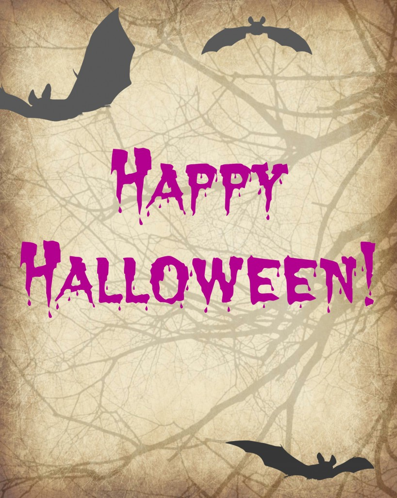Halloween Printable 1