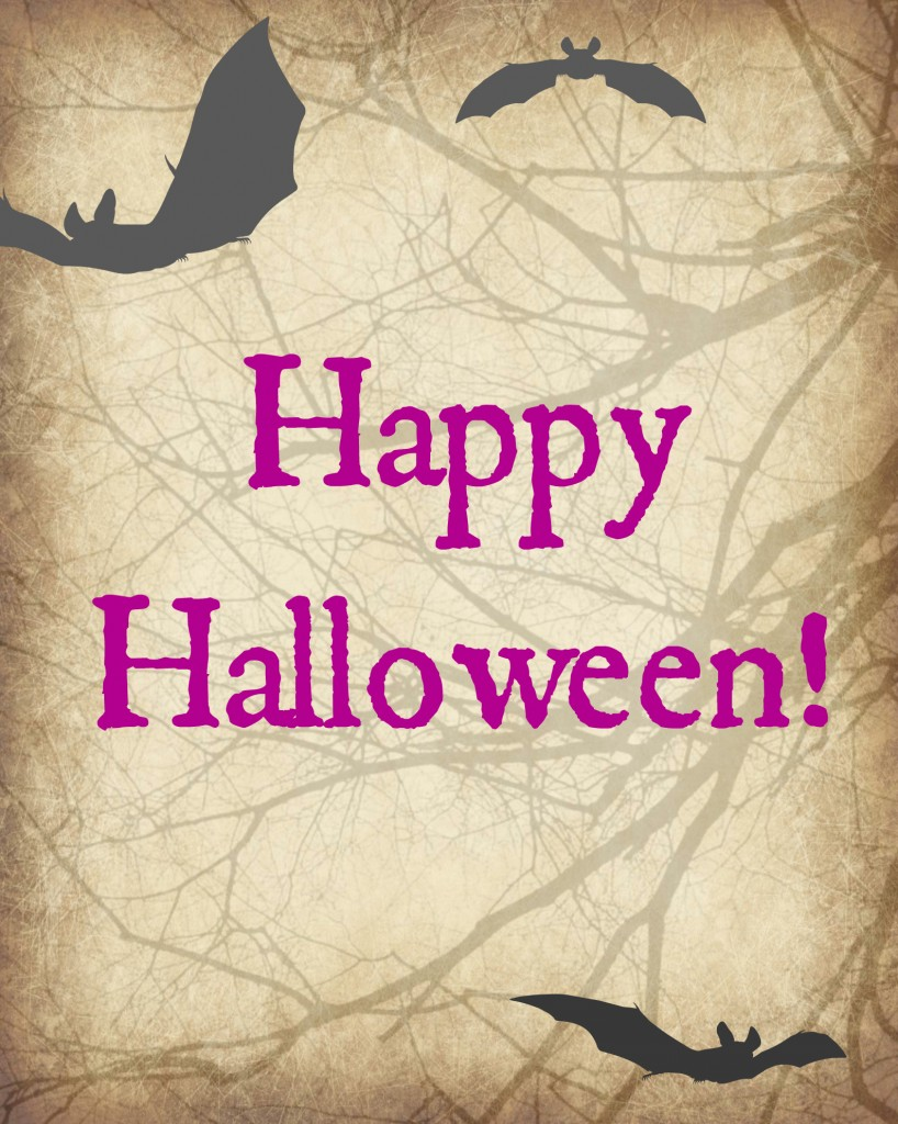 Halloween Printable 3