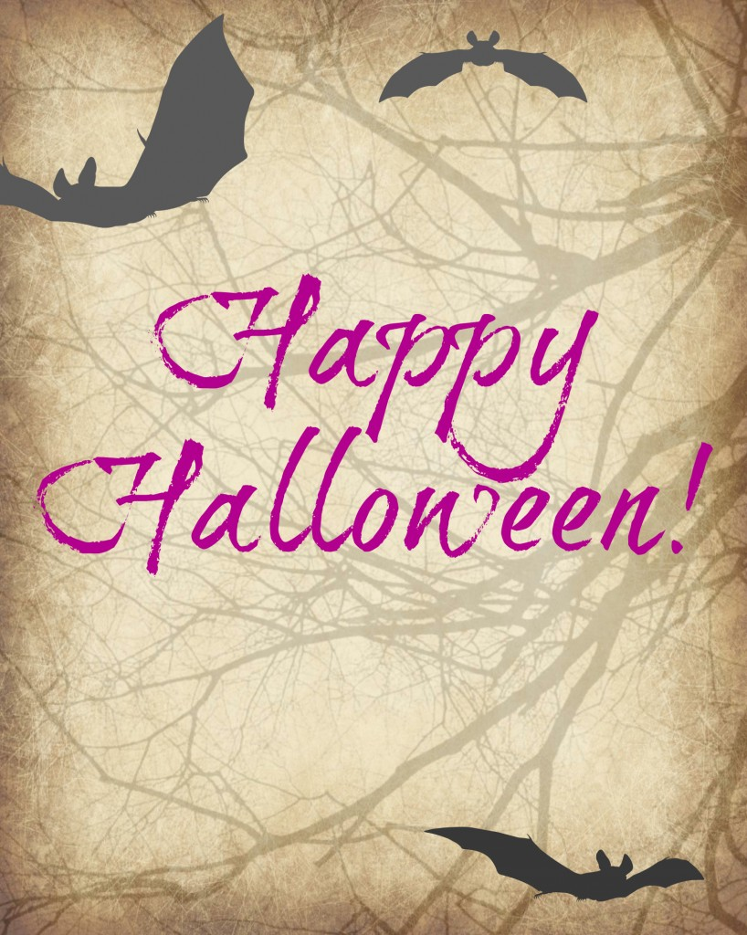 Halloween printable 2