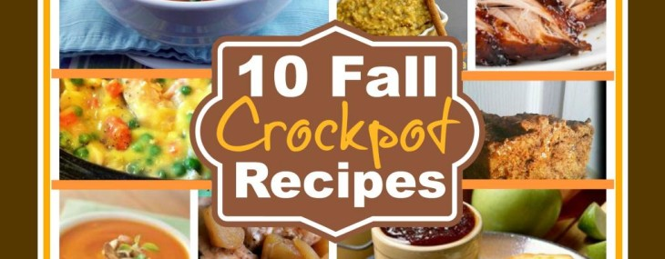 Crockpot Recipes for Fall