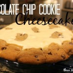 Chocolate Chip Cookies Cheesecake