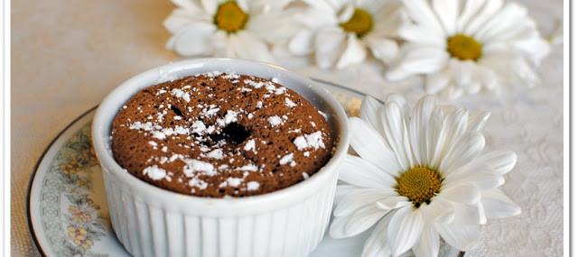 Easy Chocolate Souffle