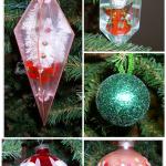 My Favorite Vintage Christmas Ornaments