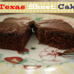 Texas Sheet Cake Goodness